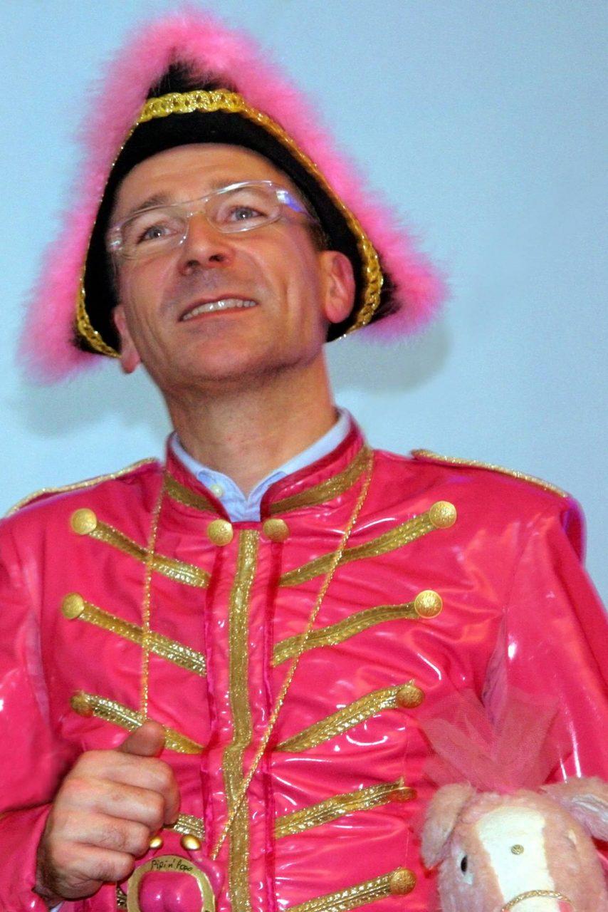 Volker Beck auf dem Bundesparteitag in Köln /BÜNDNIS 90 - DIE GRÜNEN