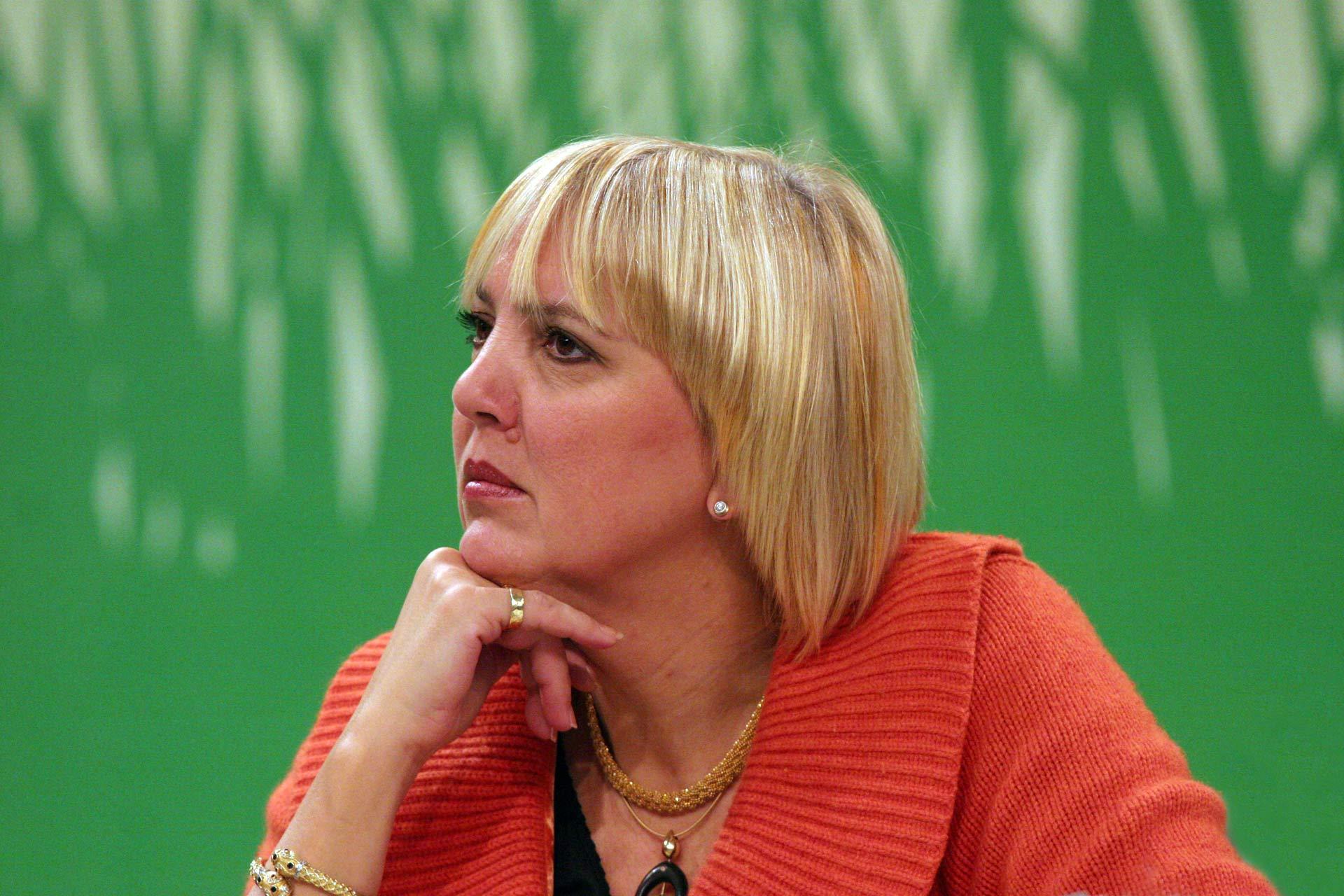 Bundesparteitag in Nürnberg, Claudia Roth /BÜNDNIS 90 - DIE GRÜNEN