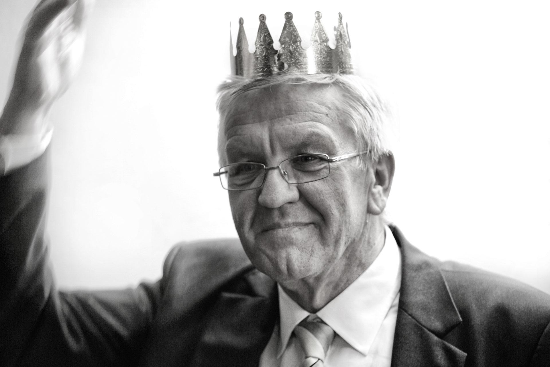 Winfried Kretschmann /BÜNDNIS 90 - DIE GRÜNEN (2011)