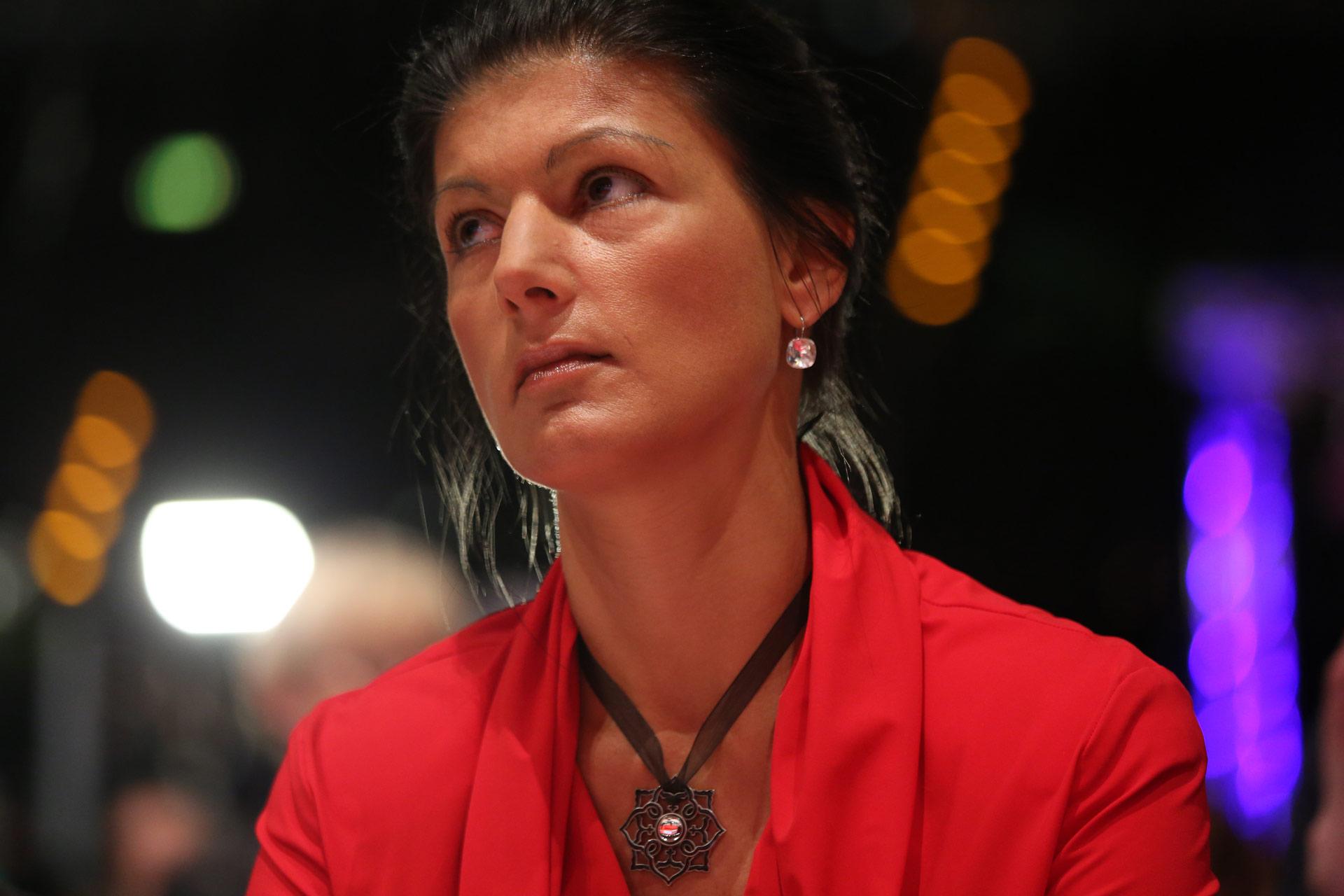 Sarah Wagenknecht /DIE LINKE