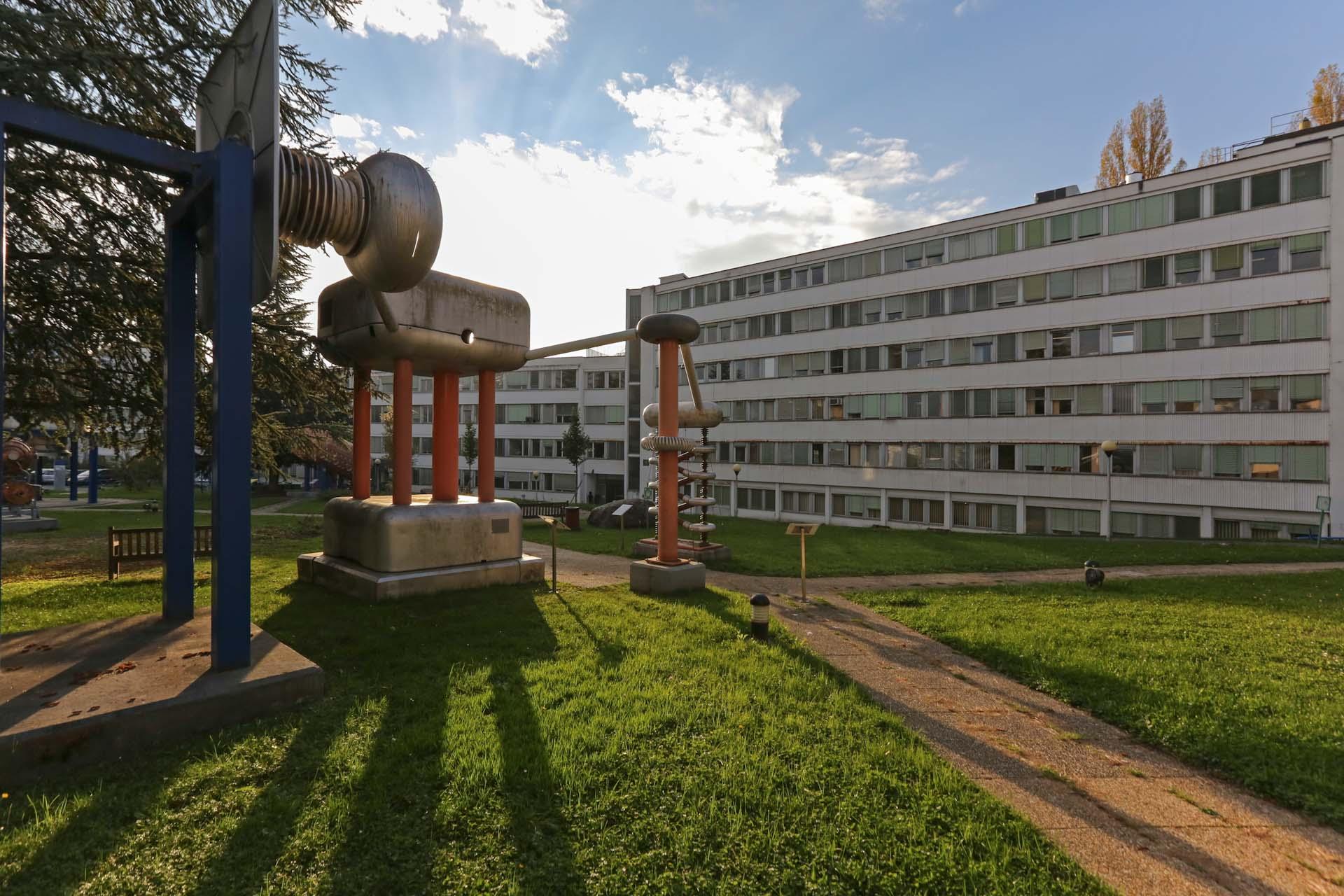 CHE, Switzerland, Genève, 2013-10-31, CERN © Stefan Pangritz