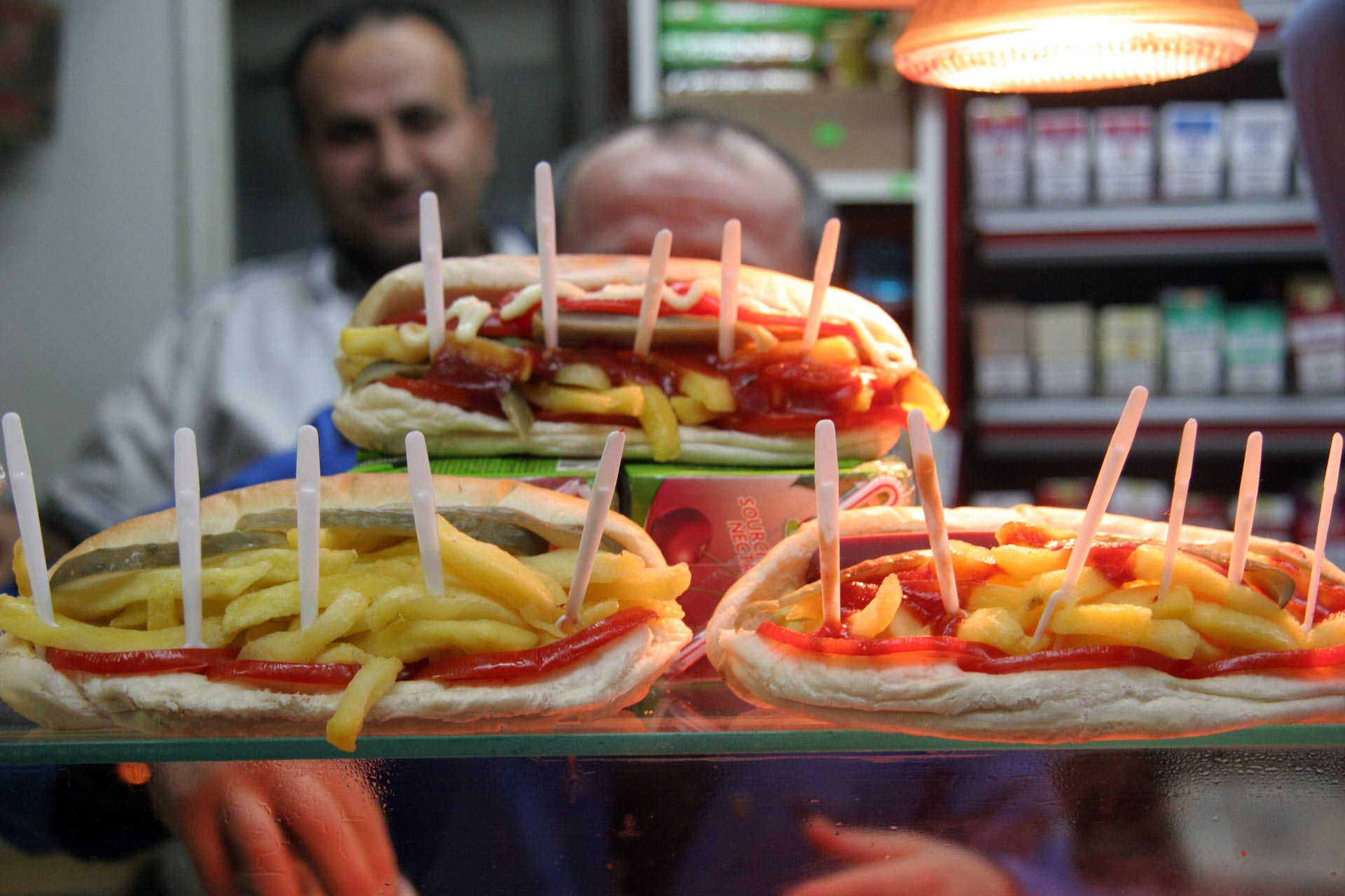 Streetfood in Eminönü