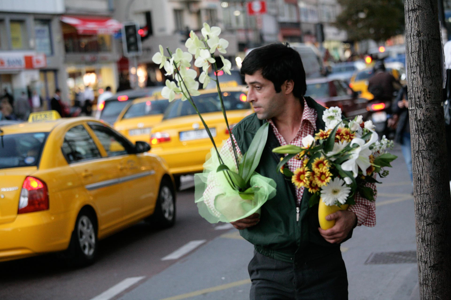 Flower delivery in Şişli