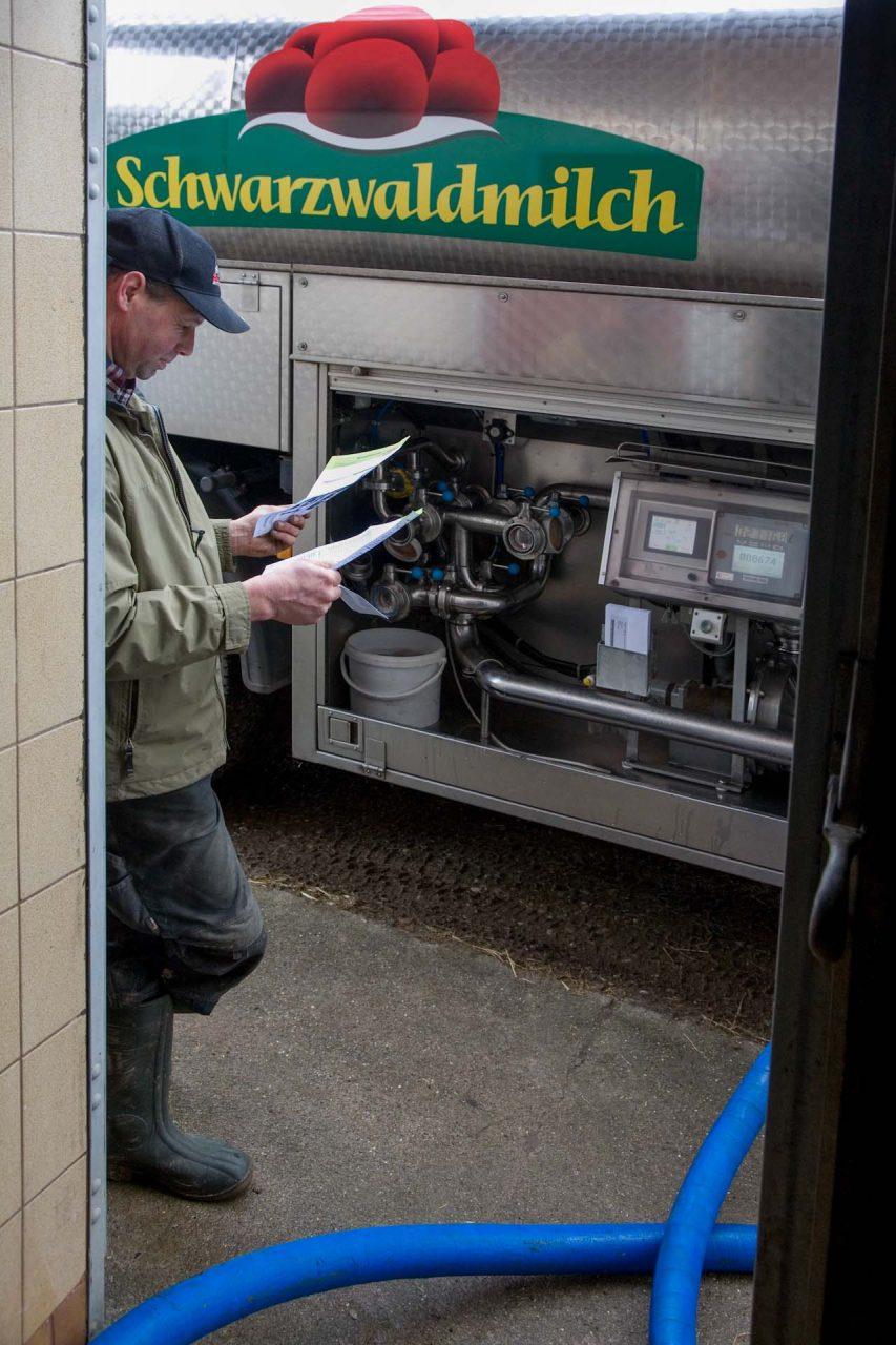 ...und knallharte Zahlen vom Abnehmer Breisgau-Milch