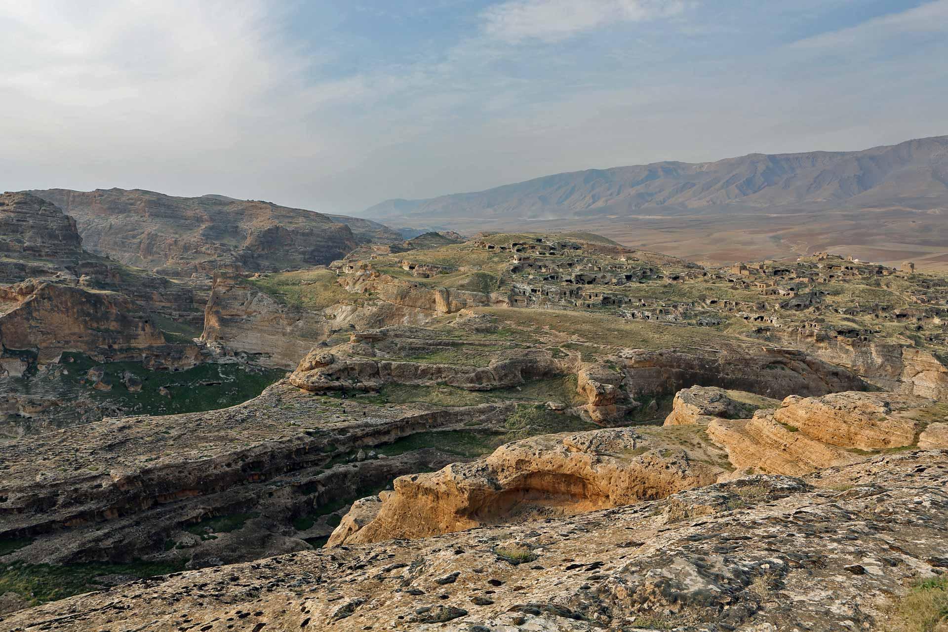 12.000 Jahre Siedlungsgeschichte rund um Hasankeyf.