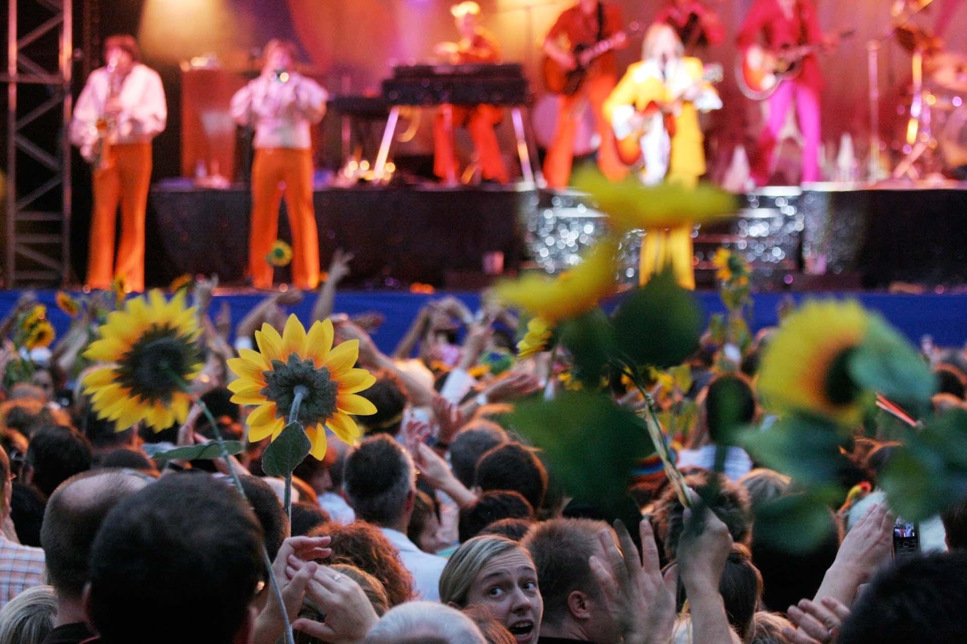 Stimmen 2007 – Das Publikum der 'Singenden Föhnwelle'