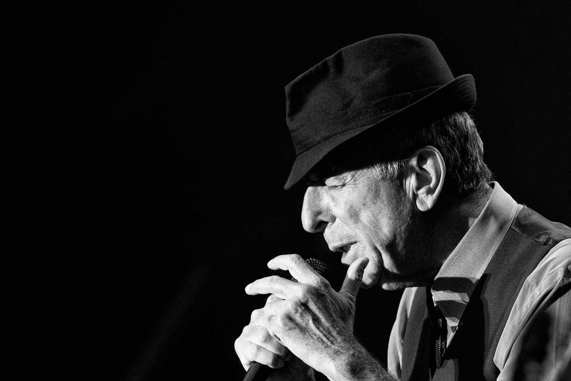 Stimmen 2007 – Leonard Cohen