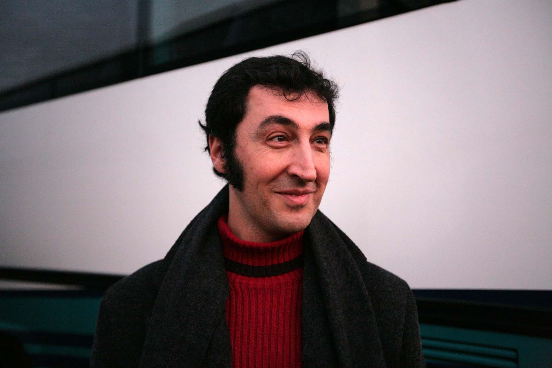 Ein junger Cem Özdemir.