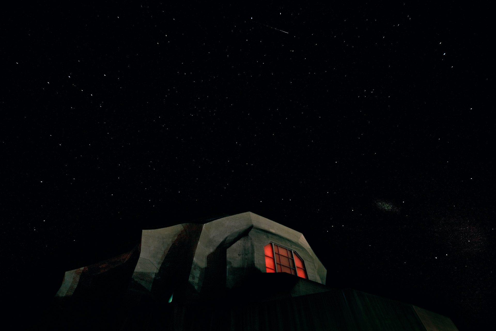 Goetheanum unter Sternen - Goetheanum under the stars