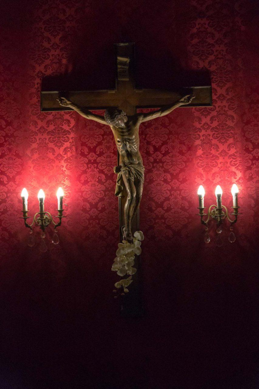 Nella Chiesa Santa Maria Della Pietà