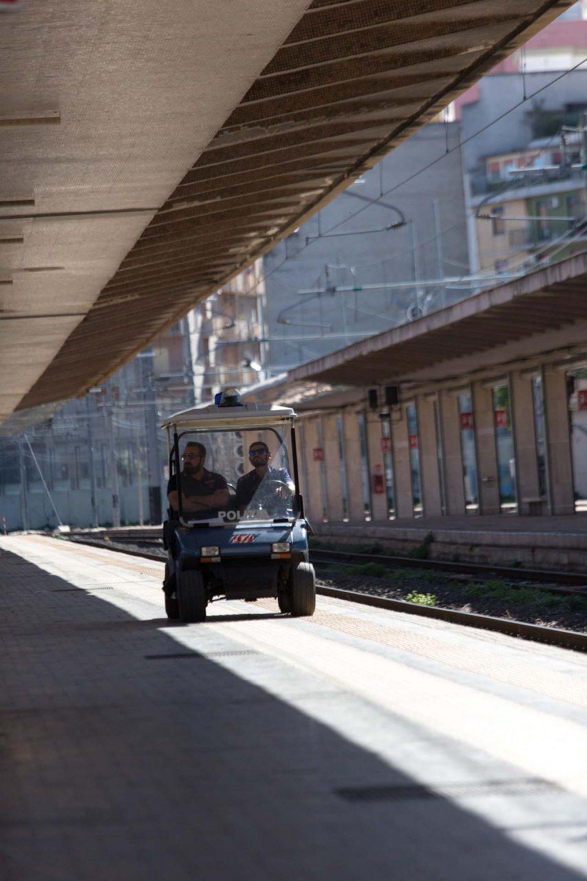 Polizia, Stazione Centrale di Palermo