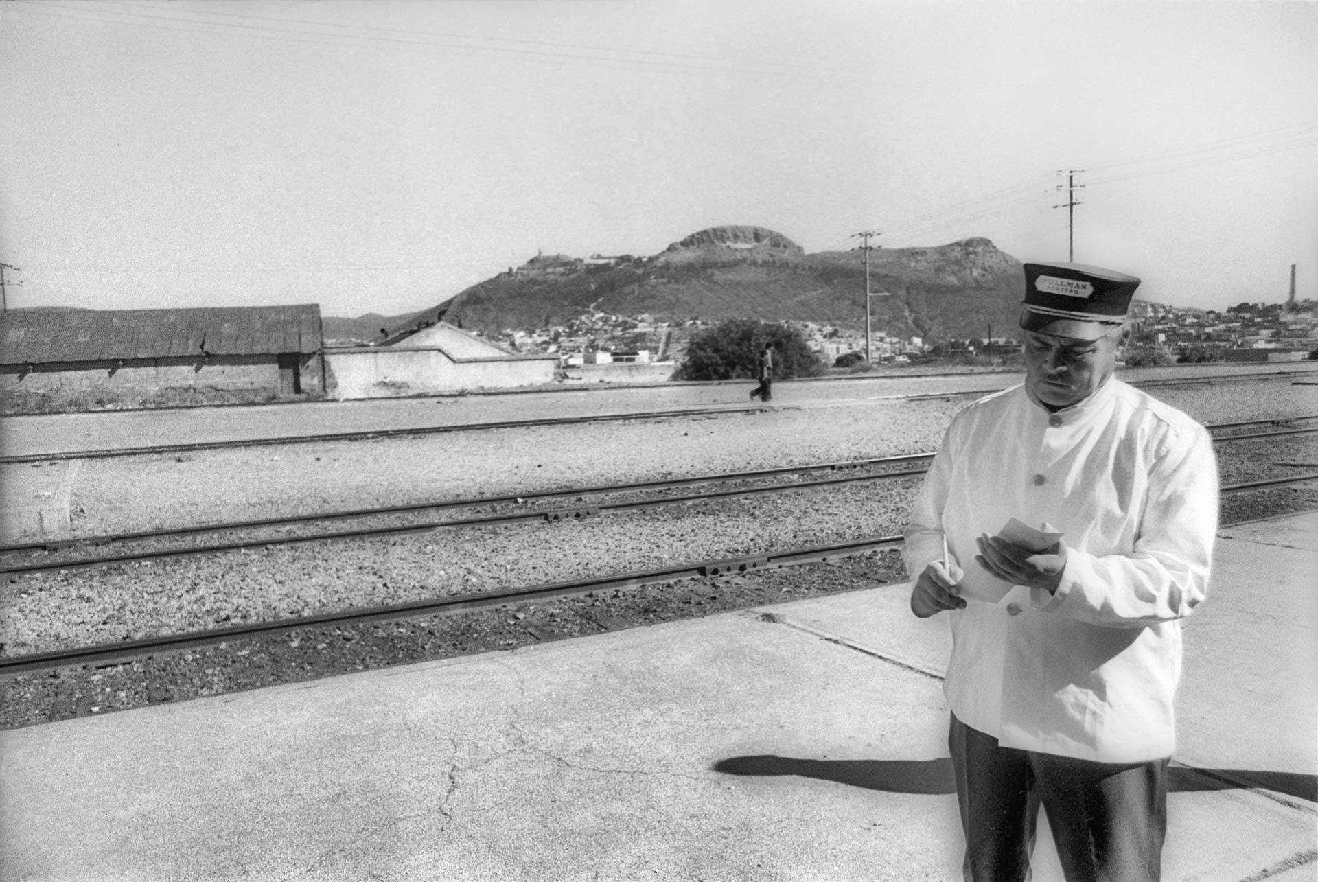 Erste Klasse Schaffner – First class conductor